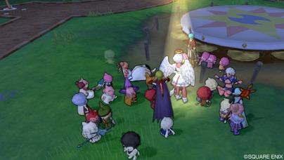 毛玉祭り開始前