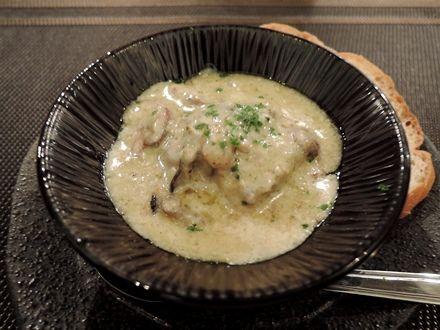 牡蠣と海老