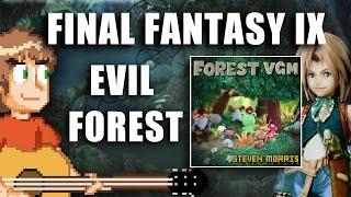 FF9 ざわめく森 魔の森BGM