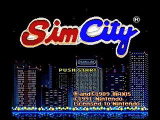 シムシティ キャピタル -SimCity -Capital