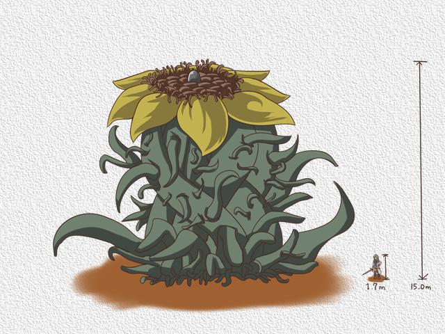 魔物 植物 系 の