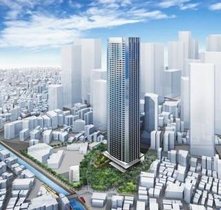 ザ・パークハウス西新宿タワー60イメージ図