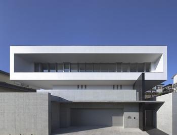 デザイン性の高い家