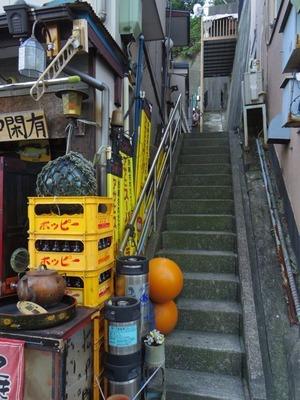 横須賀の街角