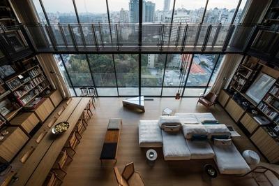ベイルート(レバノン)のマンション