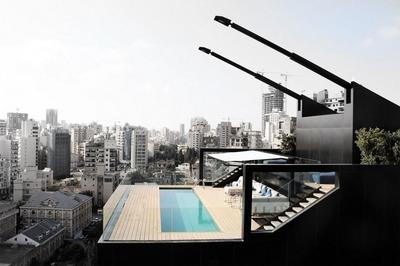 ベイルート(レバノン)のマンション2