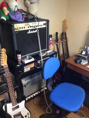 自室スタジオ2