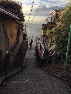 江の島の風景1