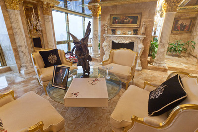マンハッタンの高級アパートメント6
