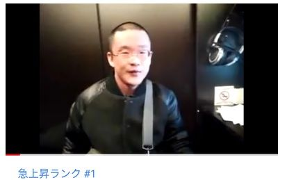 syamu復活動画 youtube急上昇1位。twitterトレンド1位。ニコニコ動画1位。
