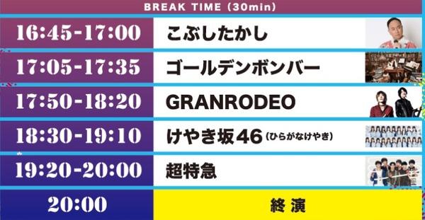 北海道のフェス(サニトレ) けやき坂ファンのマナー悪すぎると炎上
