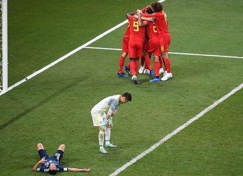 【テノヒラクルー】「戦士の気概を示した!」「心から同情する…」ベルギーに惜敗の日本代表を英BBCが称賛