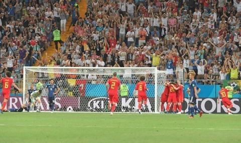 【サッカー】≪日本 2-3 ベルギー≫日本は赤い悪魔ベルギーに敗れベスト8ならず!! ワールドカップ 決勝トーナメント★20