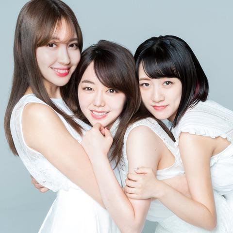 【AKB48】小嶋陽菜、高橋みなみ、峯岸みなみ「ノースリーブス」復活!5年半ぶりイベント開催
