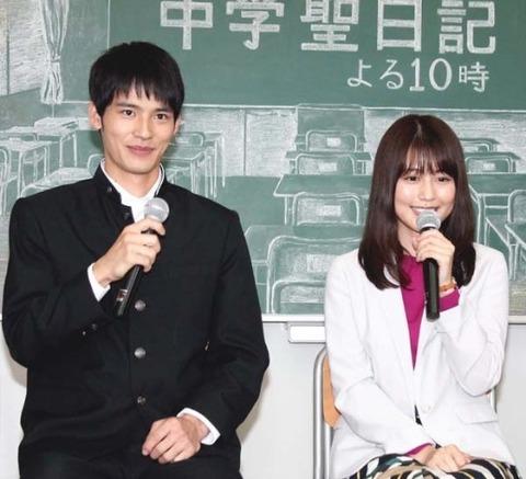 【ドラマ】 「中学聖日記」初回惨敗で…岡田健史に課せられた2つの使命