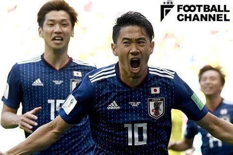 【サッカー】<英『BBC』>香川真司も選出!各国メディアがW杯初戦ベスト11発表!
