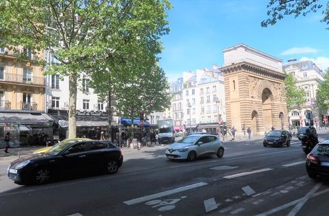Parisサンmarutann門あれこれ0504 (5)