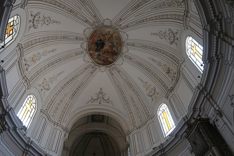 ラグーザイブラのサンジュゼッペ教会祭壇 (2)