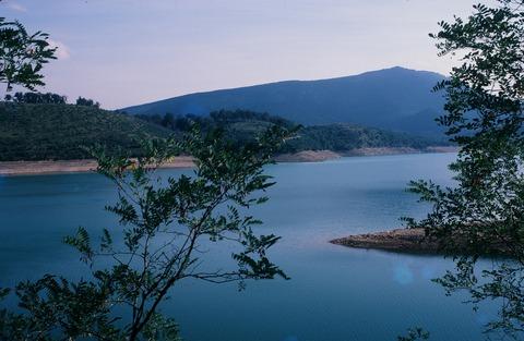 バルマセダダム湖198608 (3)
