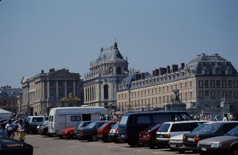 Versailles王室礼拝堂199007
