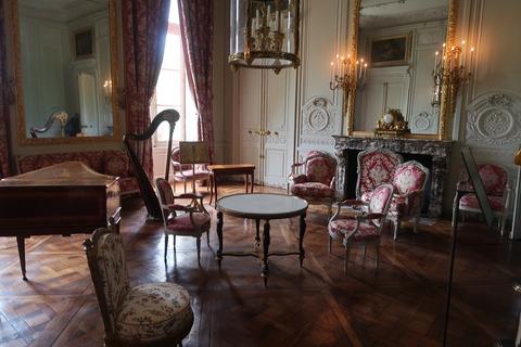 VersaillesPetit Trianon410お供の間
