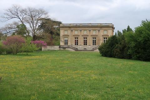 VersaillesPetit Trianon北側側面