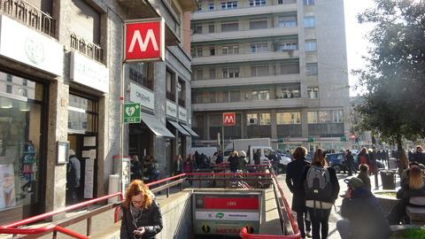 電メトロ1号線Lima駅
