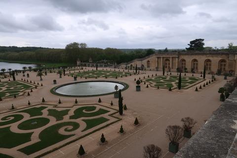 Versailles202スイス人の池とオランジュリー