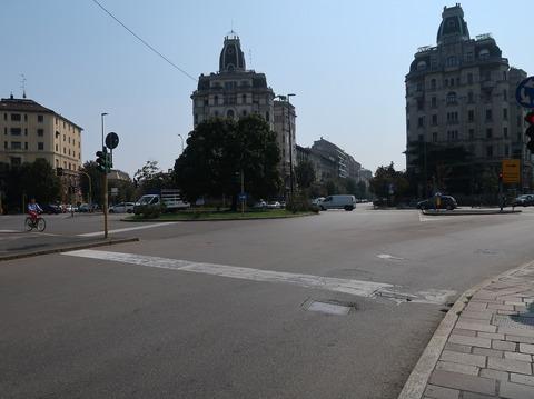 ロトンダピエモンテ広場