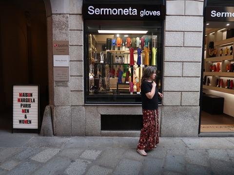 セルモネータ手袋Spiga201809