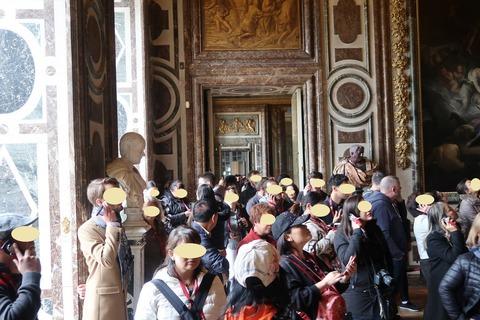 Versailles155a王の部屋群混雑