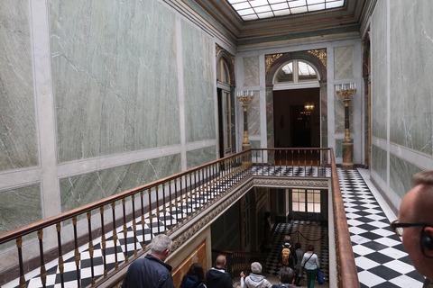 Versailles111a外交団通行階段