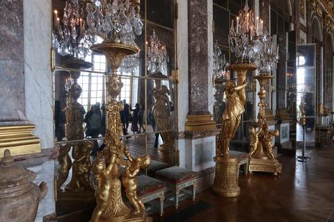 Versailles163鏡の修復も良好