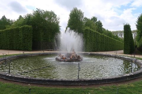 Versailles234フロールの噴水