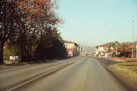 2001年11月北イタリアの道 (6)