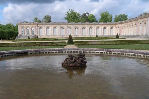 VersaillesGrandTrianon309B水辺のいやし