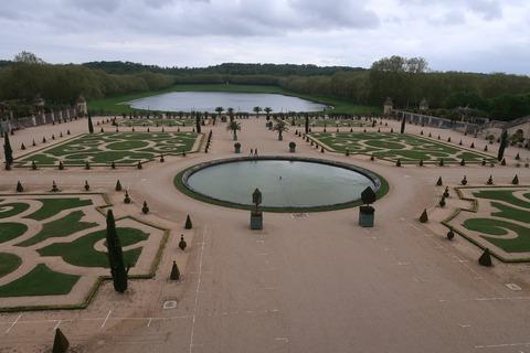 Versailles202C肌寒いオランジュリー201904