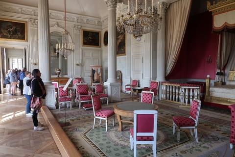 VersaillesGrandTrianon305Aナポレオン皇后の寝室全景