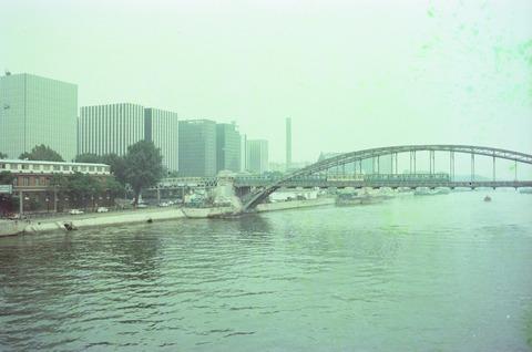 P14アウ橋メトロ5号線1等車があった198009