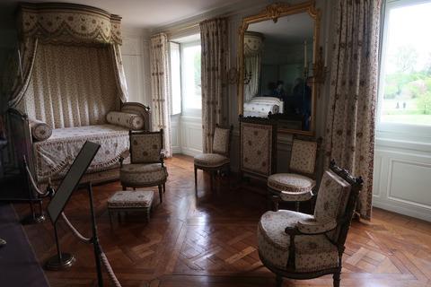 VersaillesPetit Trianon412西端の寝室