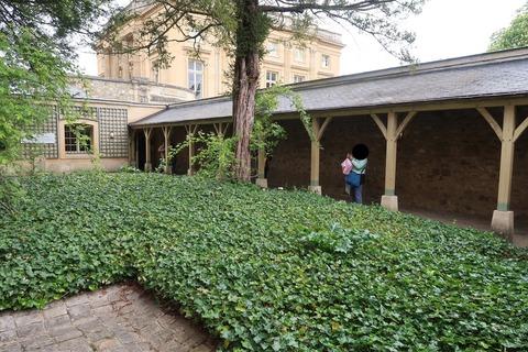 VersaillesPetit Trianon404中庭