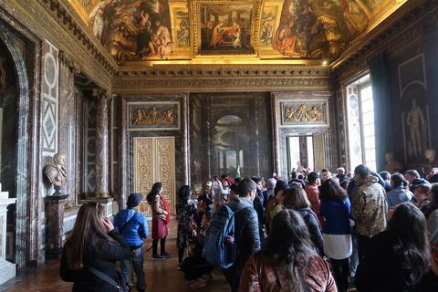 Versailles121天井画見事一般エリア重複