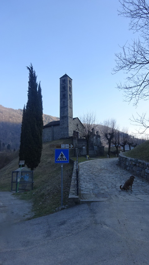 外レッコ奥ASSOの教会塔 (1)