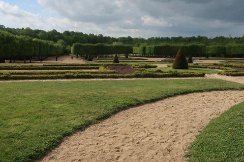 VersaillesGrandTrianon322B庭園の緑