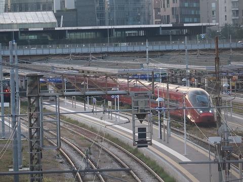 Pガリ駅イタロSep2018