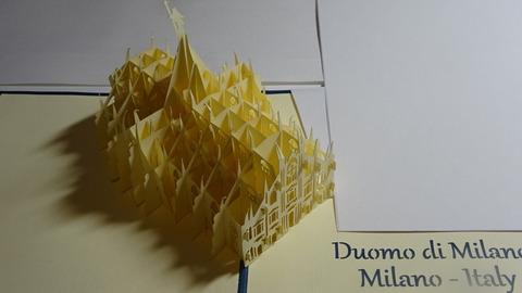 ドゥオーモ模型土産2017 (1)