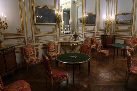 Versailles120王の娯楽室