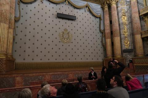 Versailles141舞台の幕