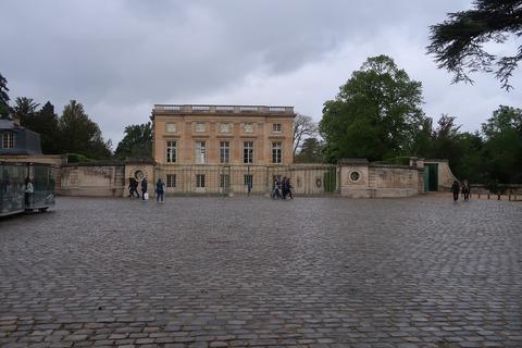 VersaillesPetit Trianon402宮殿正面