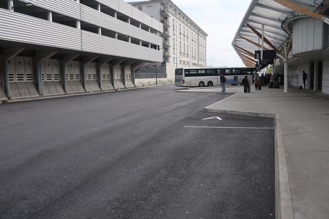 レンヌ駅バスTのMSM行きバス2019